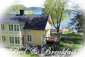 Bed and breakfast villa High Coast Manor