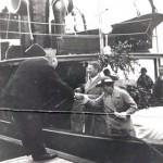 Kung Gustaf VI Louisa Mountbatten 19340702