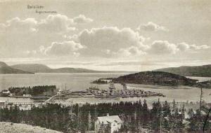 Salsaker  sagverk 1915